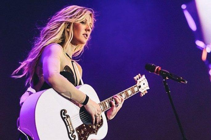 Ellie Goulding (Image via Ellie Goulding Facebook page)